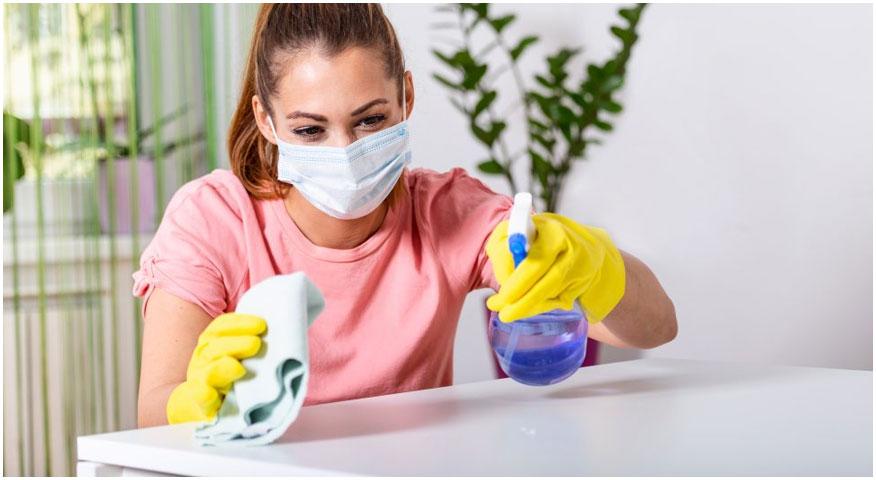 Cleaning Quartz Surface