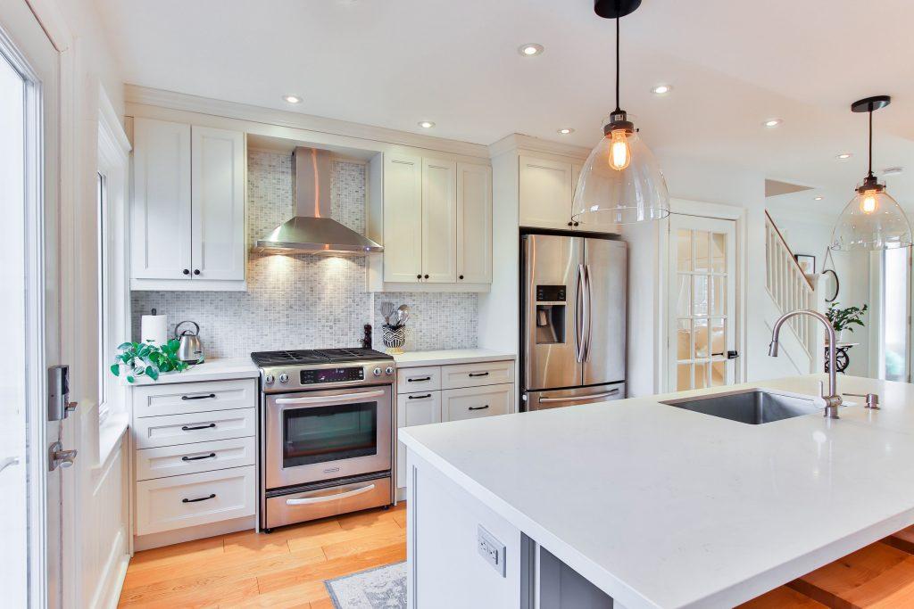 quartz kitchen top