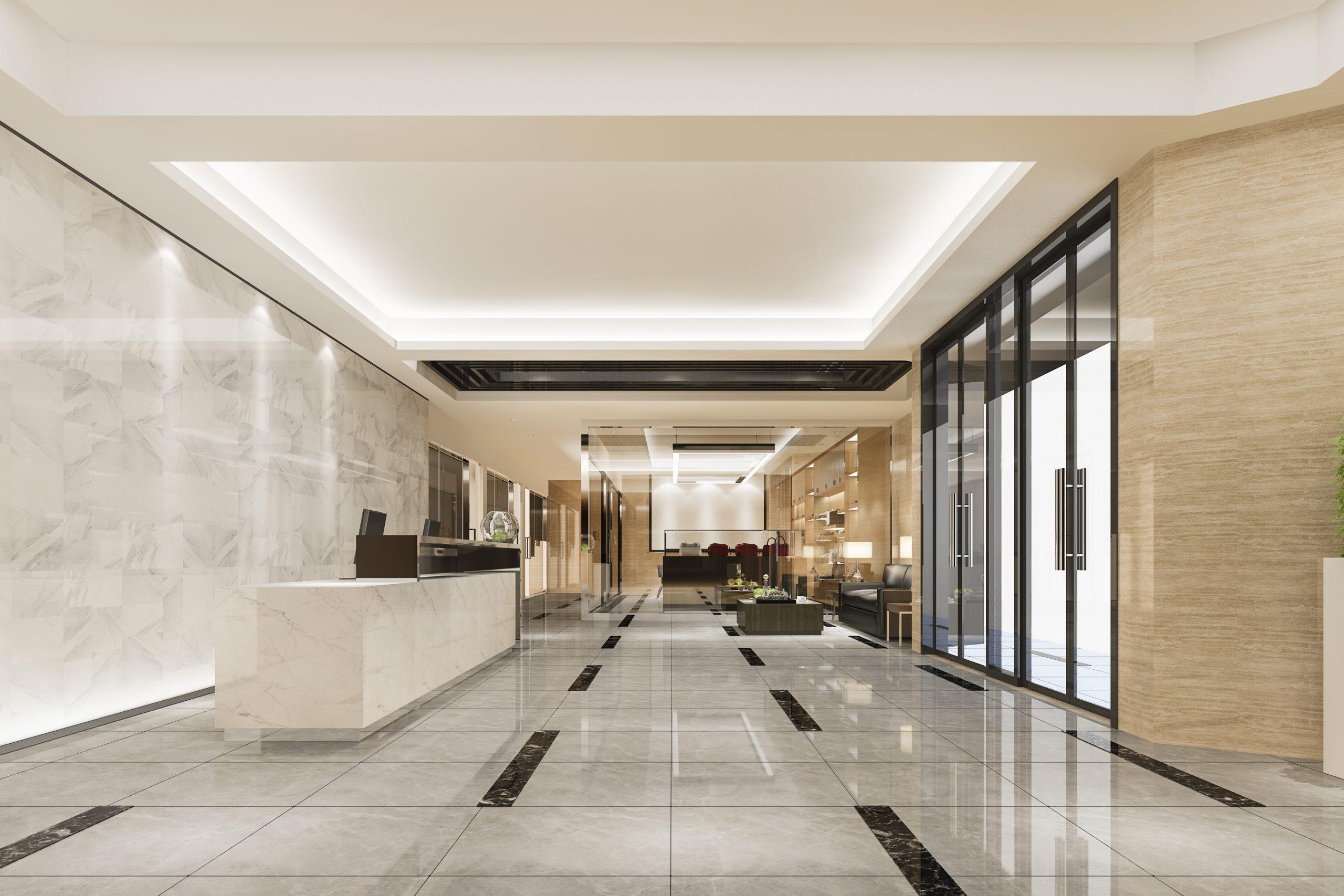 prefab quartz countertops for hotel design