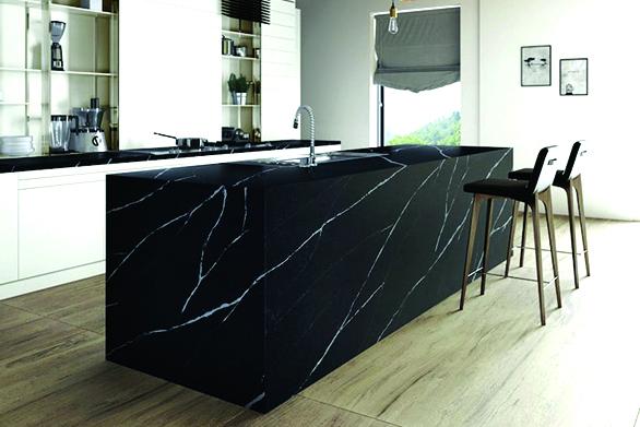 imperial marquina quartz countertops