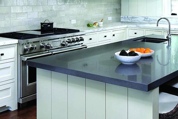 mystic grey quartz countertops