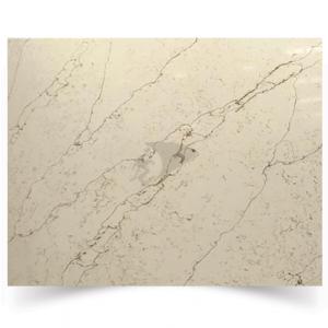Rafael Beige Quartz Countertop | KItchen Countertops | Imperial Vanti