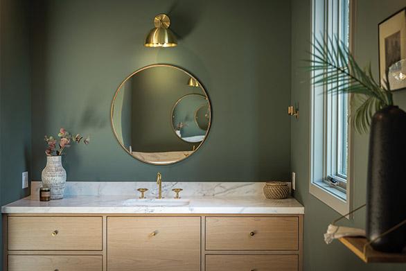 Quartz Bathroom Vanities For Glam Look | Imperial Vanities