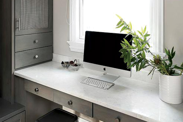 quartz countertops for side tables