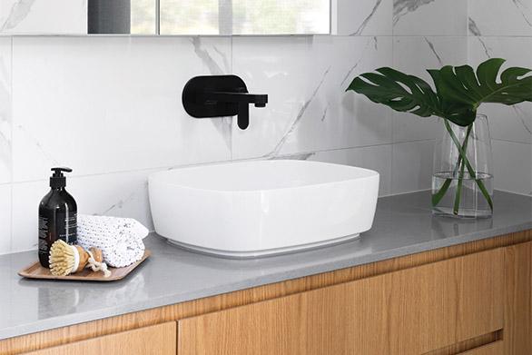 Quartz Bathroom Countertops and Bath Vanities For Contemporary Interiors | Imperial Vanities