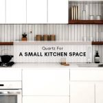 kitchen with small kitchen